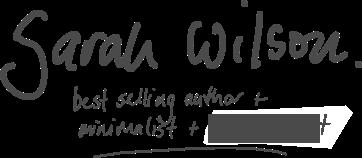 Sarah Wilson Logo