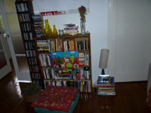 little corner of clutter
