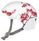 Ocean flower helmet 3